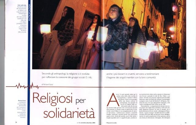 Riti religiosi e legami sociali - fig 28012013